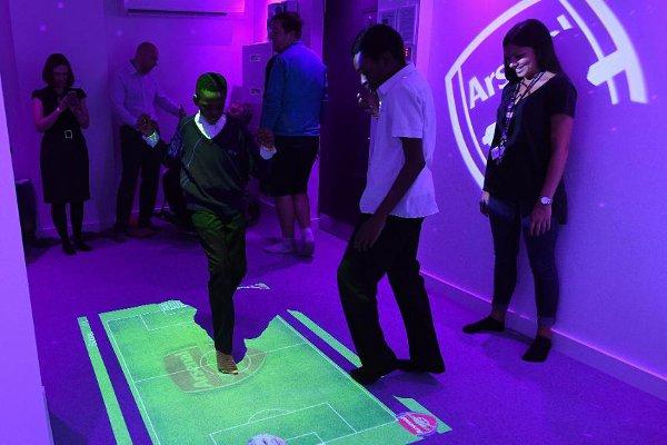 Sensory Room Emirates Stadium